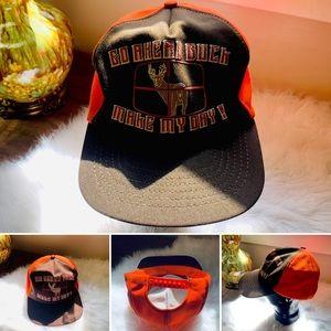🦋2/$10 3/$15 4/$18 5/$20 Vintage 70s Hunters SnapBack Hat